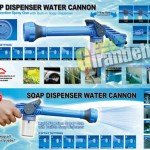 آب پاش جادوئی soap dispenser water cannon